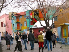 Colourful Caminito, Buenos Aires