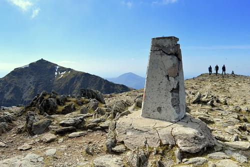Snowdon From the Trig Point
