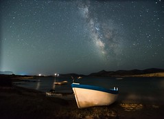 "Milky Way Above Antiparos Island • <a style=""font-size:0.8em;"" href=""http://www.flickr.com/photos/40693716@N03/7675652862/"" target=""_blank"">View on Flickr</a>"