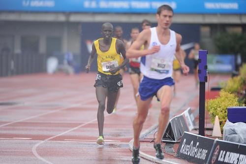 Spc. Joseph Chirlee runs 10,000 meters at U.S....