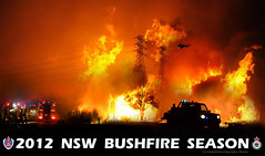 2012 NSW Bushfire Season
