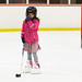 Yes, you can play ice hockey in a skirt.