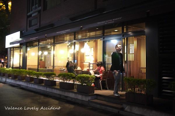 上島咖啡店,臺灣開了日本的連鎖咖啡店 @ Valence。美好的意外 :: 痞客邦