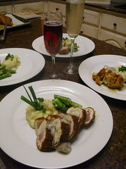 CIMG2325 - Chicken Cordon Bleu