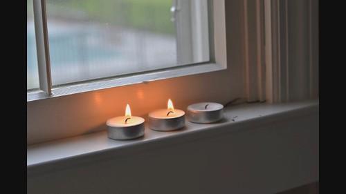 Candle light (*amanda lynn) motion video nikon candles stop d3100