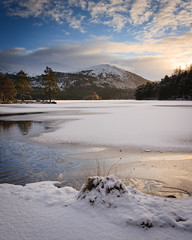 "Winter Lochan Eilein II • <a style=""font-size:0.8em;"" href=""http://www.flickr.com/photos/26440756@N06/6533925287/"" target=""_blank"">View on Flickr</a>"