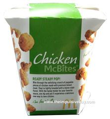 McDonald's Chicken McBites