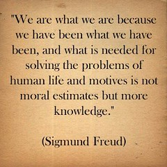 Sigmund Freud Quote