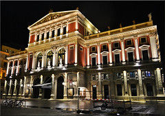 Musikverein - Dumbastrasse - Innere Stadt -Vienna-