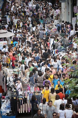 Korea and a World Population of 7 Billion