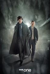 Sherlock Series 2 BBC Poster