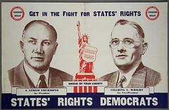 Dixiecrats Poster