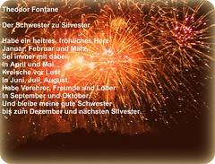 Frohes gesundes Neues Jahr 2012