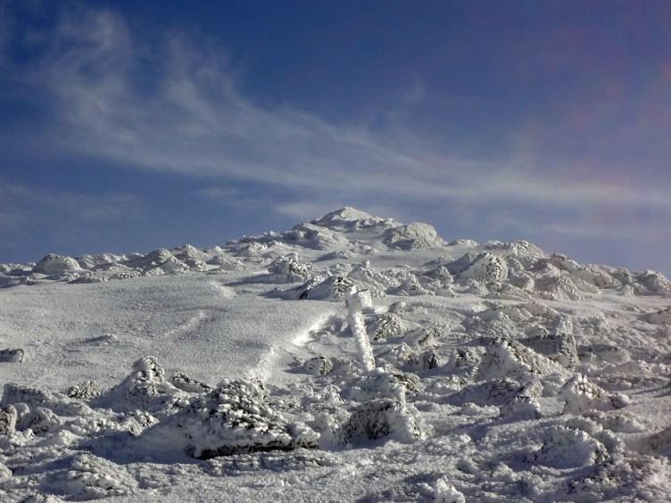 Mt. Adams Summit Fakeout