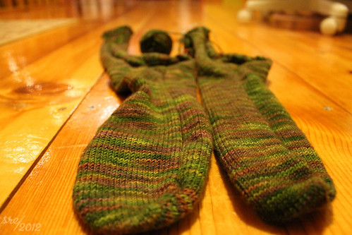 """January 30 -- Unending socks • <a style=""""font-size:0.8em;"""" href=""""http://www.flickr.com/photos/7983687@N06/6792531797/"""" target=""""_blank"""">View on Flickr</a>"""