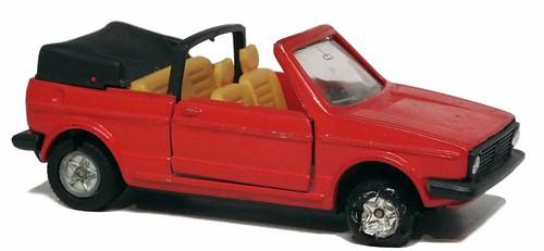 Bauer VW Golf cabriolet