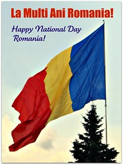 Happy National Day, Romania!
