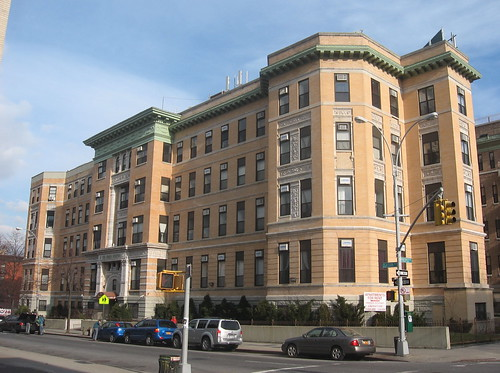 Image result for a picture of brooklyn jewish hospital