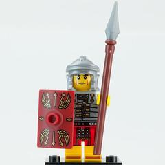 Lego Minifigures Series 6 Roman Soldier