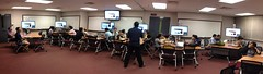 Active Learning Classroom Panorama