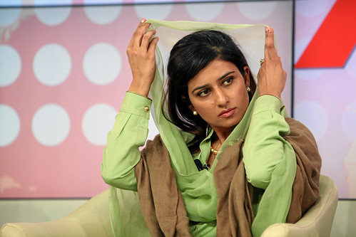 Hina Rabbani Khar - World Economic Forum Annua...