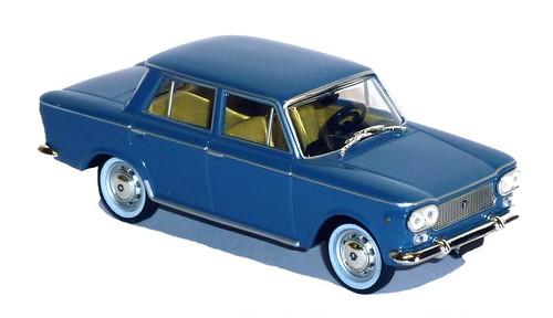 Fiat 1300 Starline 3-4
