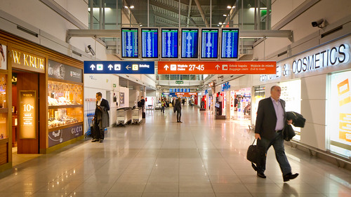 Warsaw Chopin Airport - IMG_2251 by Nicola since 1972, on Flickr