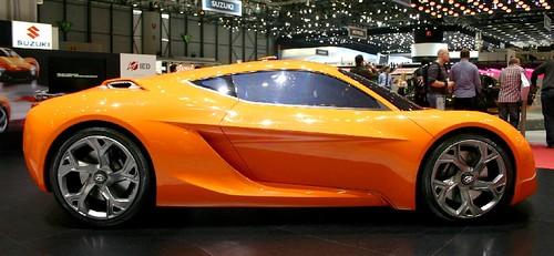 Hyundai Passocoto concept
