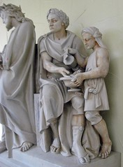 Pilate, Washing His Hands
