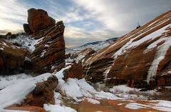 Winter at Red Rocks