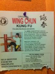 Wing Chun Ad