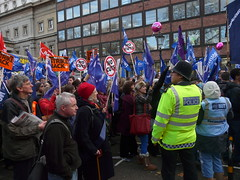 N30 Public Sector Demonstration, NASUWT