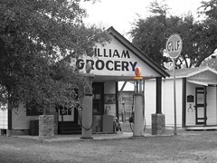 Gilliam Gas Station, Edgewood, Texas