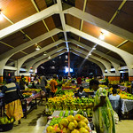 Port Vila central market