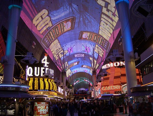 Downtown Las Vegas, Fremont Street, Frem by JoeDuck, on Flickr