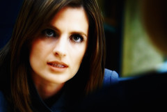 "Beckett of the ""Castle"" TV Series"