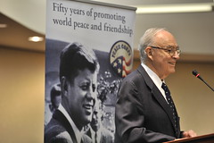 Peace Corps 50th Anniversary at CSIS