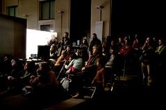 Exposición 13.12.2011,Lucía Loren y Juanma Val...