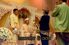 Iskandar & Aida