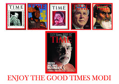 Narendra Modi is on Time Magazine Cover: News