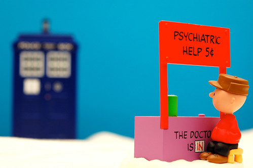 The Doctor Is Who? by JD Hancock, on Flickr