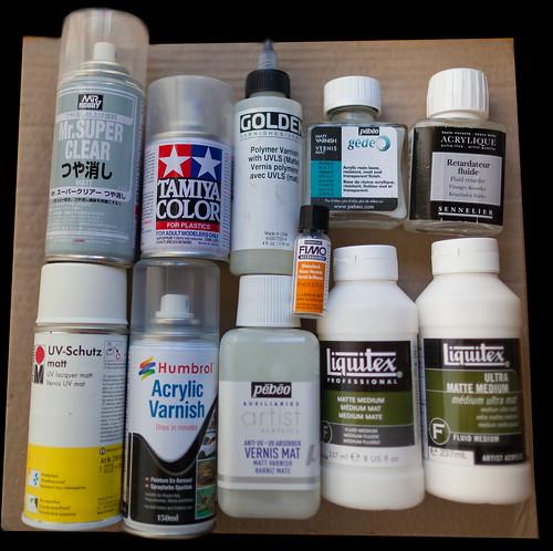 spray bjd varnish faceup sealants