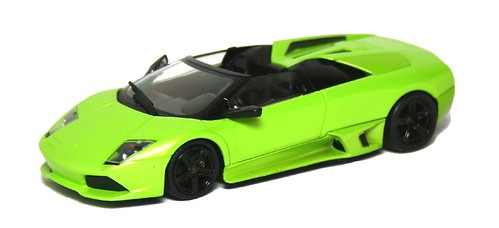 Minichamps Murcielago roadster LP640