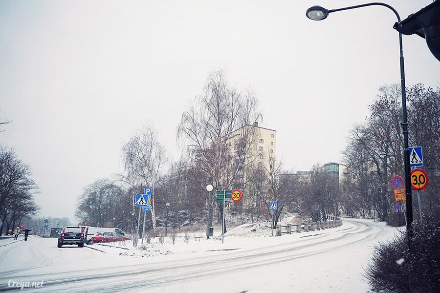 2016.06.23   看我歐行腿   謝謝沒有放棄的自己,讓我用跑步遇見斯德哥爾摩的城市森林秘境 03