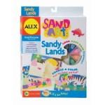 Sand Art - Lands