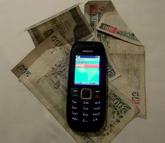 M-PESA Mobile Money Transfer in Kenya
