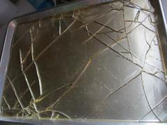 sugar glass shards
