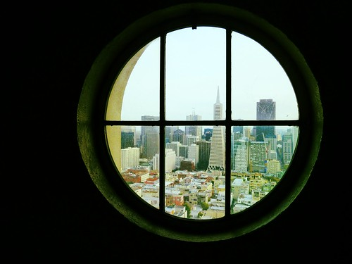 Porthole to the City