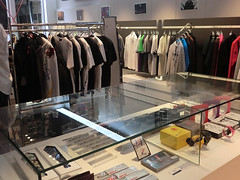 """The first floor with loads of Eva inspired clothing • <a style=""""font-size:0.8em;"""" href=""""http://www.flickr.com/photos/66379360@N02/7101501415/"""" target=""""_blank"""">View on Flickr</a>"""