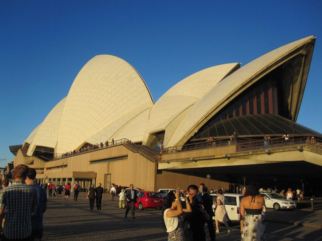 Opera House- Sydney, Australia